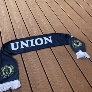 Accessories - Philadelphia union soccer scarf